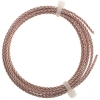 Artistic Wire - Braid 14ga Round Rose Gold 5Ft